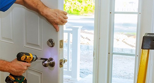 Capital Locksmith can come out and perform a residential lock repair for you