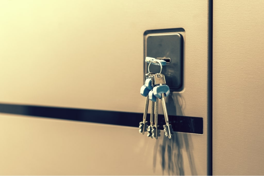 commercial key extraction