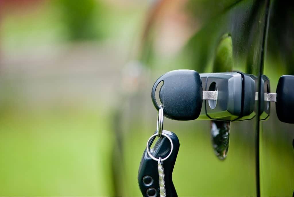 car key extraction