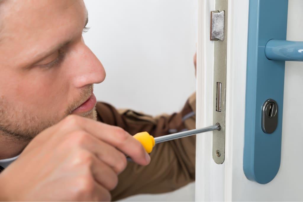 residential fresh lock installation